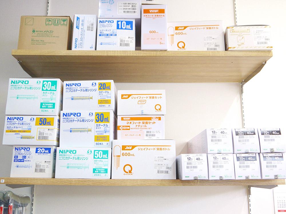 医療機器消耗品販売